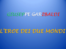 Garibaldi - WordPress.com