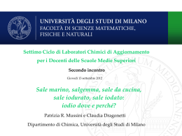 Power Point della presentazione (integrato e