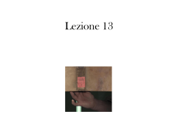 Lezione 13 - Ariel & Caliban, Inc.