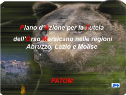 Presentazione del Patom (formato PowerPoint)