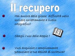 Recupero - Bibliolab