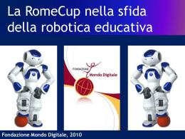 Robotica_MirtaMichilli - Fondazione Mondo Digitale
