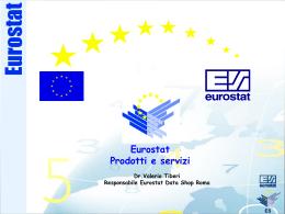 Eurostat Data Shop