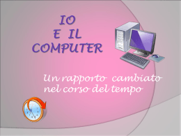 IO e il PC - WordPress.com
