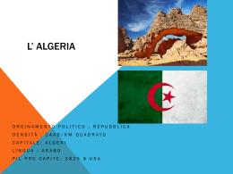 L` Algeria