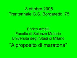 Palazzolo sull`Oglio, 20 novembre 2004