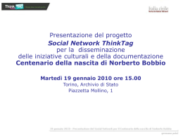 Social Network ThinkTag