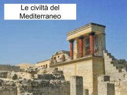Civiltà mediterranee