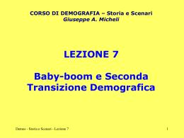 Demos10.07.Fertility900 - Dipartimento di Sociologia
