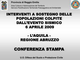 conferenza stampa 170409