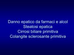 Cirrosi biliare primitiva