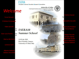 ESERA10 Summer School Scientific Committee
