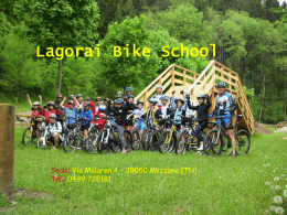 Lagorai Bike School