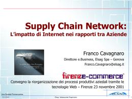 Supply Chain Network - firenze