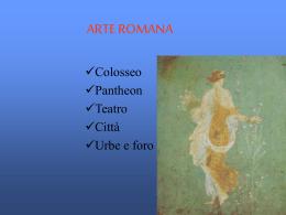 Arte Romana (marm ...)