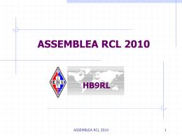 Rapporto Presidenziale 2010