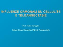 cellulite teleangectasie