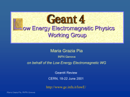 Report from the Low Energy Electromagnetic Physics