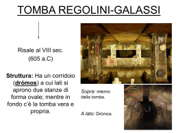 Tomba regolini