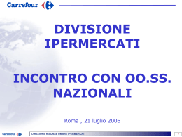 OO.SS 21 LUGLIO 2006