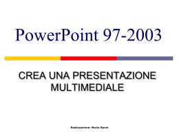 PowerPoint Lezione 5