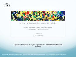Capitolo 1 (Power Point)