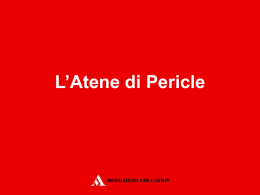 Atene - Mondadori Education