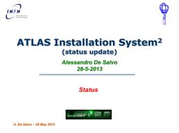 ATLAS-InstallationSystem-Panda