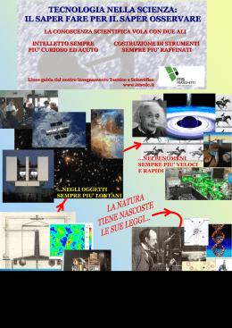 Tecnologia nella scienza