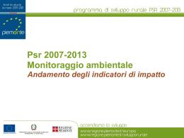 Il monitoraggio ambientale (Nicoletta Alliani)