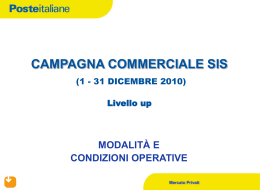08/12 campagna commerciale sis