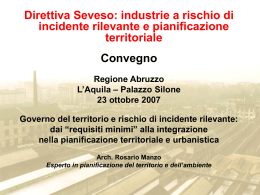 23_10_2007_Manzo - Ministero delle infrastrutture e dei trasporti