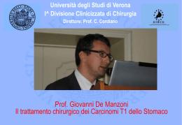 Giovanni De Manzoni