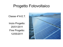 Presentazione in power point