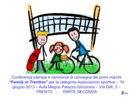 11-06-2013 - Family in Trentino