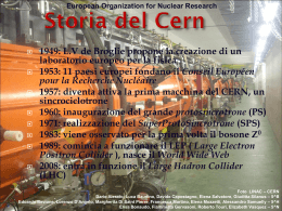 CERN classi VB-VH-VN - 24 febbraio 2011- PowerPoint 97-2003