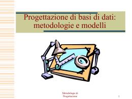 5_MetodologieProgettazione
