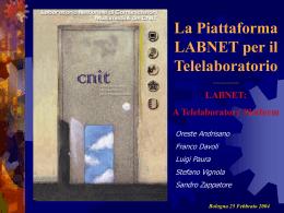 Bologna 25 Febbraio 2004 - Teledoc 2