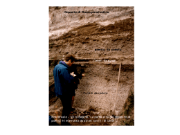 precursori e rischio vulcanico