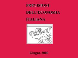 presentazione galli giugno 2001