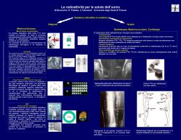 Poster-Radioattività - Fondazione Italiana per lo Studio del Fegato