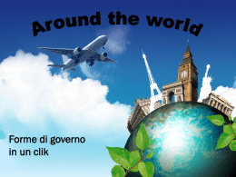 Around the World (S) - Blog di geostoriaperte