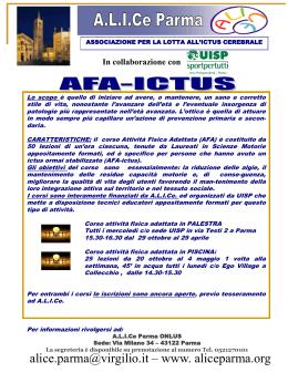 afa-ictus