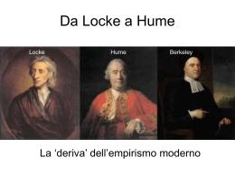 La Credenza Del Mondo Esterno Hume : David hume