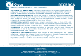 gi group spa - Informagiovani Valdera