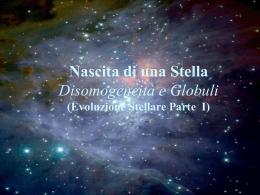 Nascita di una Stella