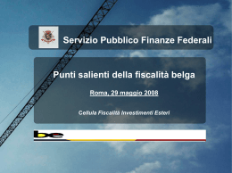 Federal Public Service Finance