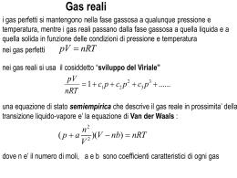 Gas reali