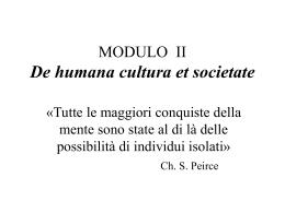 De humana cultura et societate