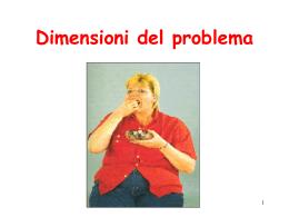 Dimensioni del problema (vnd.ms-powerpoint, it, 270 KB, 4/6/05)